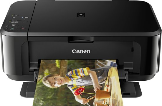 Canon PIXMA MG3650 - All-in-One Printer / Zwart - kopie