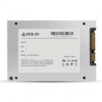 Solid  2.5'' 480 GB SATA3